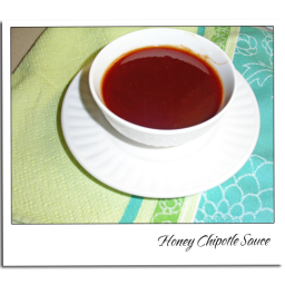 Honey Chipotle Sauce