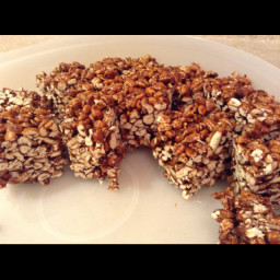 Honey Cocoa Puffed Wheat