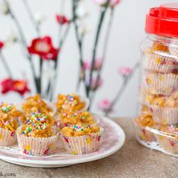 Honey Cornflakes Cups (Honey Joys) Recipe