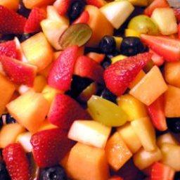 Honey Fruit Salad