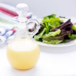 Honey Lemon Coconut Oil Vinaigrette Recipe