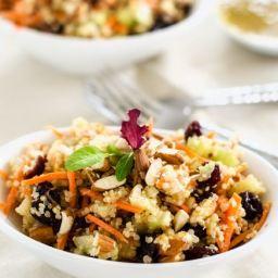 Honey Mustard Quinoa Salad