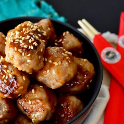 Honey Sesame Chicken from Paleo Takeout