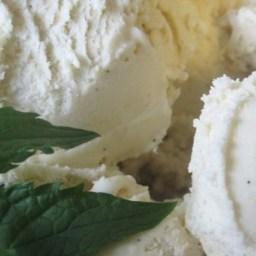 Honey Vanilla Ice Cream