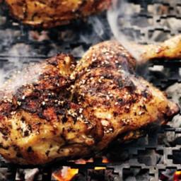 honey za'atar chicken