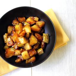 Honey Roasted Apples