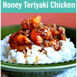 Honey Teriyaki Chicken Recipe