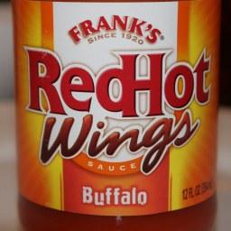 Hot Buffalo Sauce