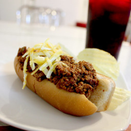 Hot Dog Chili New York Style (no beans)