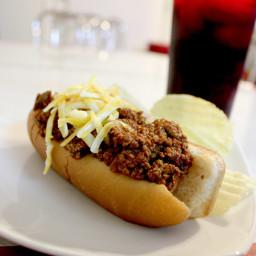 Hot Dog Chili New York Style (no beans)