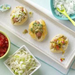 Hot Dog Sliders Recipe