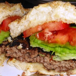 Hot N Spicy Beef Burgers