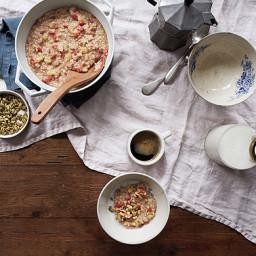 Hot Oat & Quinoa Cereal