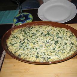 Hot Spinach-Artichoke Dip