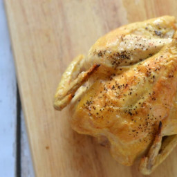 How To Cook A Whole Chicken FAST!
