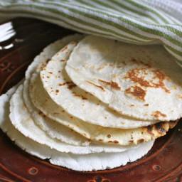 How to Make Gluten-Free Flour Tortillas