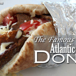 How to make The Famous Atlantic Canadian Halifax Donair