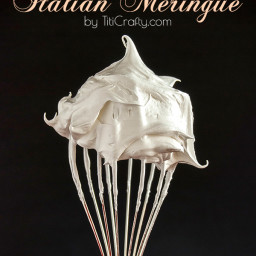 How to Make Traditional Italian Meringue.