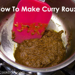 How To Make Curry Roux