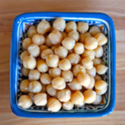 How to Soak, Cook, Freeze and Store Chickpeas