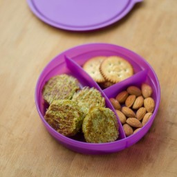 HULK Nuggets - Healthy Broccoli Nuggets For School Lunch Box