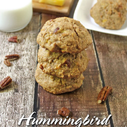Hummingbird Breakfast Cookies