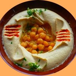 Hummus (Chickpea Dip) #08