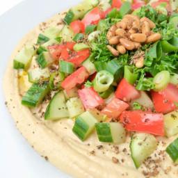 Hummus 7-Layer Dip
