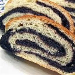 Hungarian Poppy Seed Bread