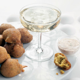 Hush Puppies with Remoulade