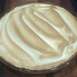 Ice Box Lemon Pie (makes 3)