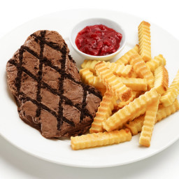 Ice Cream Steak Frites