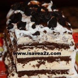 Ice Cream Sandwich Cake Recipe!