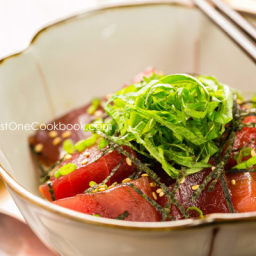 Easy Tuna Bowl