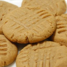 India-Peanut Butter Cookies