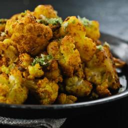 Indian-Style Cauliflower