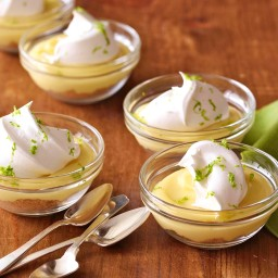 Individual Key Lime Pies