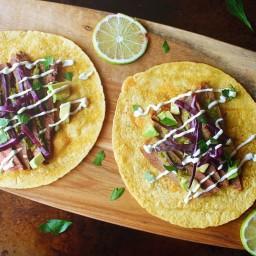 IPA Carne Asada Tacos