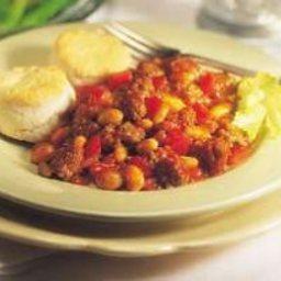 Iretta's Calico Baked Beans