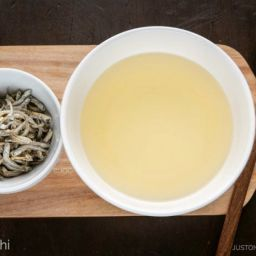 Iriko Dashi (Anchovy Stock)
