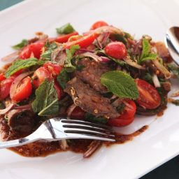 Isan-Style Thai Sliced Steak Salad