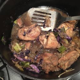 Island Chicken With Vegetables