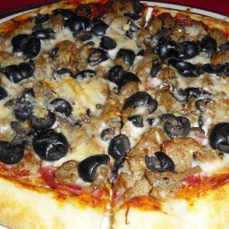 Italian Sausage For Pizza Topping