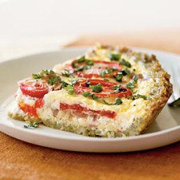 Italian Tomato Tart