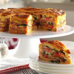 ... Course Breakfast Other Breakfast-Brunch Italian Brunch Torte Recipe