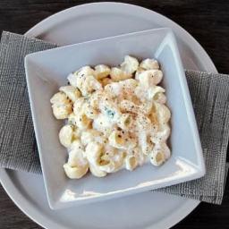 Italian Mac and Cheese Pressure Cooker Recipe (Pipe Cacio e Pepe)