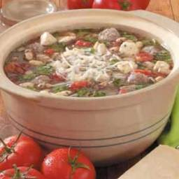 Italian Peasant Soup Recipe