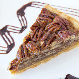 Jack Daniel's Chocolate Chip Pecan Pie