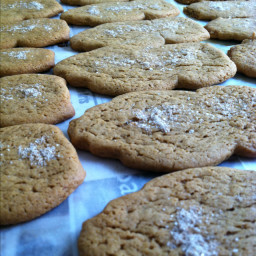 Jackie's Gingerbread Cookies