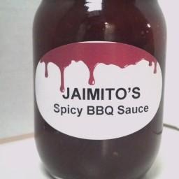 Jaimito's Spicey BBQ Sauce